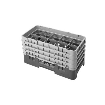 CAM10HS800151 - Cambro - 10HS800151 - 10 Compartment 8 1/2 in Camrack® Glass Rack Product Image