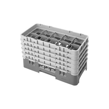 CAM10HS958151 - Cambro - 10HS958151 - 10 Compartment 10 1/8 in Camrack® Glass Rack Product Image