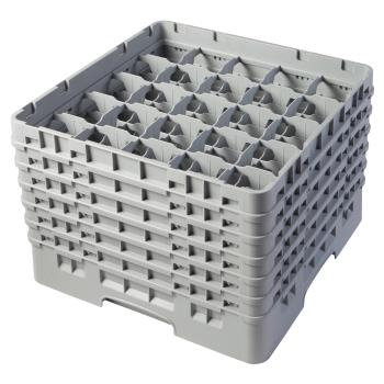 CAM25S1114151 - Cambro - 25S1114151 - Camrack® 25 Section 11 3/4 in Glass Rack Product Image