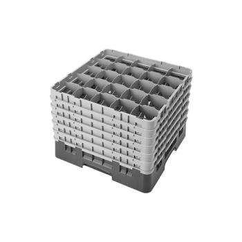 CAM25S1214151 - Cambro - 25S1214151 - 25 Compartment 12 5/8 in Camrack®  Glass Rack Product Image