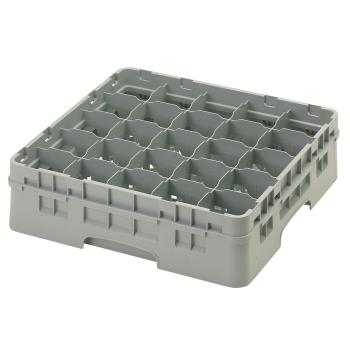 67112 - Cambro - 25S418151 - 25 Compartment 4 1/2 in Camrack® Glass Rack Product Image