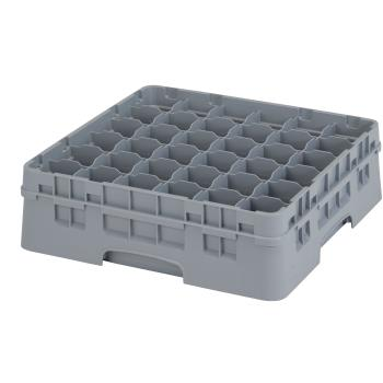 CAM36S418151 - Cambro - 36S418151 - 36 Compartment 4 1/2 in Camrack® Glass Rack Product Image