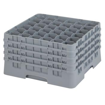 CAM36S900151 - Cambro - 36S900151 - 36 Compartment 9 3/8 in Camrack® Glass Rack Product Image
