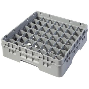 CAM49S318151 - Cambro - 49S318151 - 49 Compartment 3 5/8 in Camrack® Glass Rack Product Image