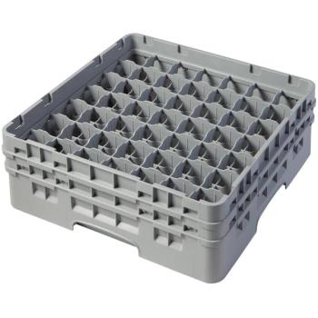 CAM49S434151 - Cambro - 49S434151 - 49 Compartment 5 1/4 in Camrack® Glass Rack Product Image