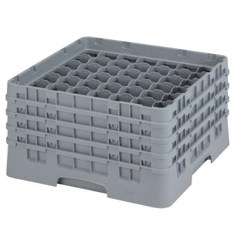 CAM49S800151 - Cambro - 49S800151 - 49 Compartment 8 1/2 in Camrack® Glass Rack Product Image