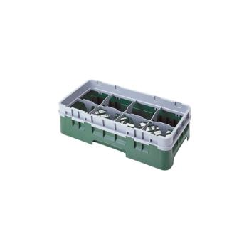 CAM8HS318151 - Cambro - 8HS318151 - 8  Compartment 3 5/8 in Camrack® Glass Rack Product Image