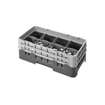 CAM8HS434151 - Cambro - 8HS434151 - 8  Compartment 5 1/4 in Camrack® Glass Rack Product Image
