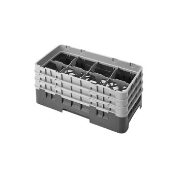 CAM8HS638151 - Cambro - 8HS638151 - 8  Compartment 6 7/8 in Camrack® Glass Rack Product Image