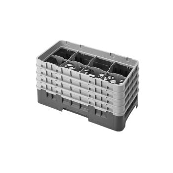 CAM8HS800151 - Cambro - 8HS800151 - 8  Compartment 8 1/2 in Camrack® Glass Rack Product Image