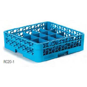 CFSRC20114 - Carlisle - RC20-114 - 20 Compartment OptiClean™ Cup Rack Product Image