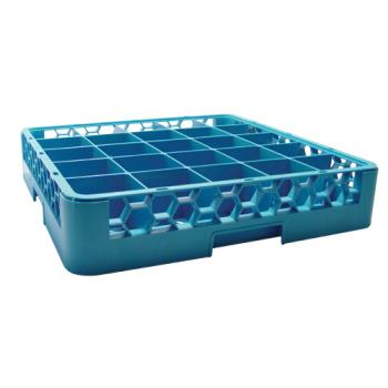 67145 - Carlisle - RG2514 - 25 Compartment OptiClean™ Glass Rack Product Image