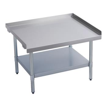 ELKSES30S48STSX - Elkay SSP - SES30S48-STSX - 30 x 48 in Equipment Stand With Stainless Undershelf Product Image