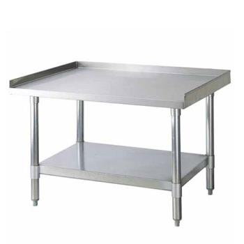 TURTSE3072 - Turbo Air - TSE-3072 - 30 in x 72 in Stainless Steel Equipment Stand Product Image