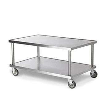 VOL4087948 - Vollrath - 4087948 - 48 in Heavy Duty Equipment Stand w/ Caster Product Image