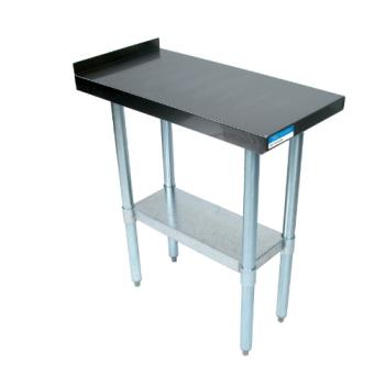 77001 - BK Resources - VFTS-1824 - 18 in x 24 in Stainless Steel Filler Table Product Image