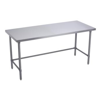 ELKWT24X96STGX - Elkay - WT24X96-STGX - 24 x 96 in Deluxe Work Table With Galvanized Bracing Product Image