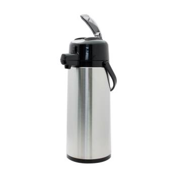 95093 - Service Ideas - ECALS22SS - Eco-Air 2.4 L Stainless Steel Lined Airpot Product Image