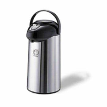 95090 - Service Ideas - SSA375 - Steelvac3.75 L Stainless Steel Lined Airpot Product Image