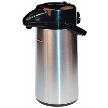 WINAPSP930 - Winco - APSP-930 - 3 L Stainless Steel Lined Airpot with Push Top Product Image