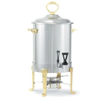 VOL46029 - Vollrath - 46029 - Classic Brass Medium Coffee Urn Product Image