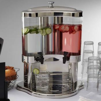 AMMJUICE12 - American Metalcraft - JUICE12 - Dual Beverage Dispenser Product Image