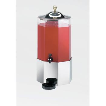 CLM152SS - Cal-Mil - 152-SS - 3 gal Octagon Beverage Dispenser Product Image