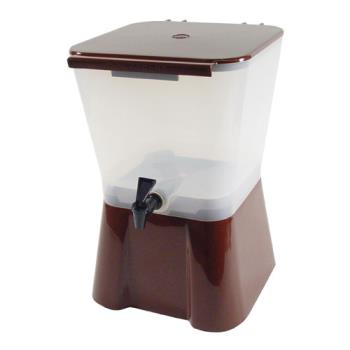 95110 - Tablecraft - 954 - 3 Gal Plastic Beverage Dispenser Product Image