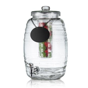 TABBDG1000 - Tablecraft - BDG1000 - 2 1/2 gal Beehive Cold Beverage Dispenser Product Image