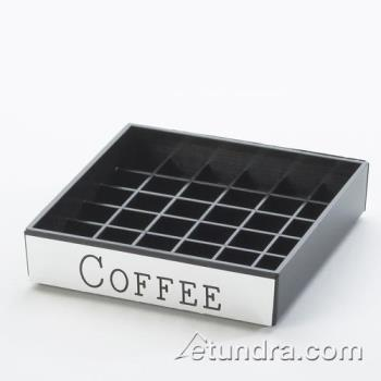 CLM6321 - Cal-Mil - 632-1 - 4 in x 4 in Coffee Drip Tray Product Image