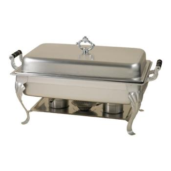 62431 - Adcraft - LAF-7 - 8 Qt Rectangular Chafer With Sculpted Legs Product Image