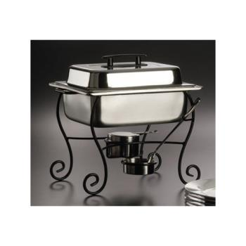 AMMCFK5 - American Metalcraft - CFK5 - Half Size Chafing Dish Frame Set Product Image