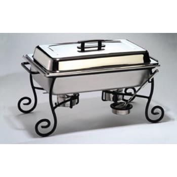 AMMCFKIT - American Metalcraft - CFKIT - Full Size Chafing Dish Frame Set Product Image