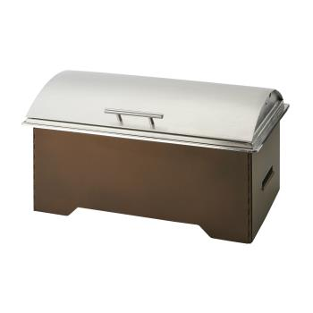 CLM364484 - Cal-Mil - 3644-84 - Collapsible Chafer Product Image
