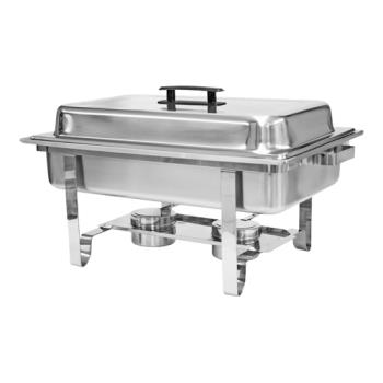 THGSLRCF001 - Thunder Group - SLRCF001 - 8 Qt. Chafer Set Product Image