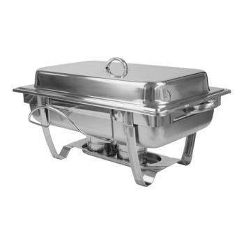 THGSLRCF0833BT - Thunder Group - SLRCF0833BT - 8 qt Chafing Dish Product Image