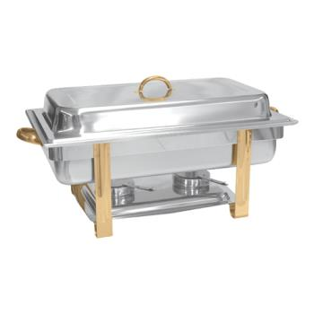 THGSLRCF0833GH - Thunder Group - SLRCF0833GH - 8 qt Chafing Dish Product Image