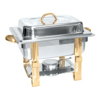 THGSLRCF0834GH - Thunder Group - SLRCF0834GH - 8 qt Chafing Dish Product Image