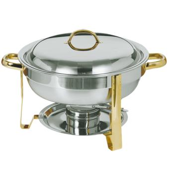 62446 - Update - DC-4/GB - 4 Qt Round Chafer Product Image