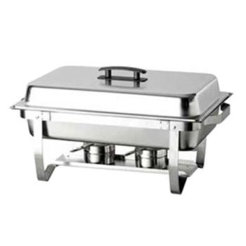 62458 - Update  - ESFC-21 - 8 Qt Chafing Dish Product Image