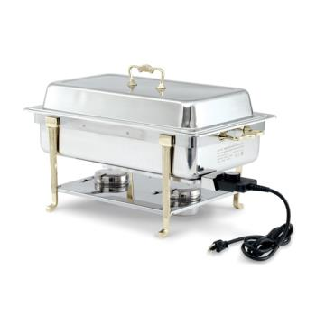 VOL46045 - Vollrath - 46045 - Electric Chafer w/ Short Side Receptacle Product Image