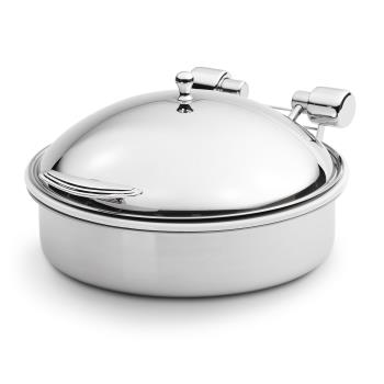 VOL46123 - Vollrath - 46123 - Intrigue™ 6 Qt Induction w/ S/S Trim & S/S Food Pan Product Image