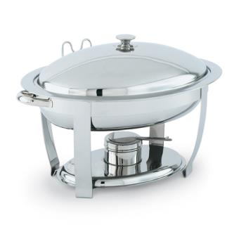 VOL46500 - Vollrath - 46500 - Orion™ 6 Qt Oval Chafer Product Image