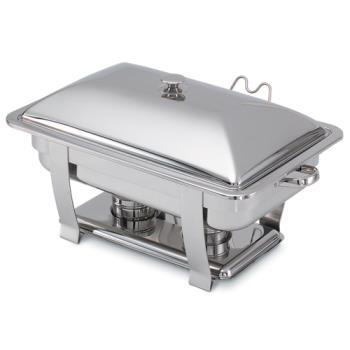 VOL46518 - Vollrath - 46518 - Orion™ 9 Qt. Rectangular Chafer Product Image