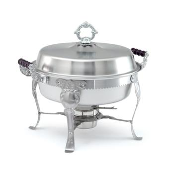 VOL46860 - Vollrath - 46860 - Royal Crest™ 5.8 Qt Round Chafer Product Image