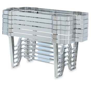 VOL46885 - Vollrath - 46885 - Stainless Steel Chafing Dish Rack Product Image