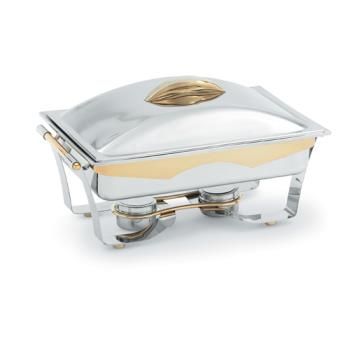 VOL48322 - Vollrath - 48322 - Panacea™ 9 Qt Rectangular Chafer Product Image