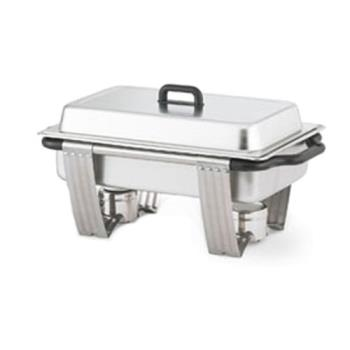 62445 - Vollrath - 99860 - Dakota™ 9 Qt Rectangular Chafer Product Image