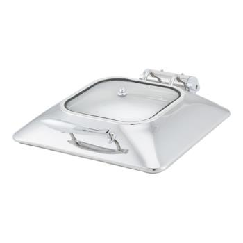 WALWI55L - Walco - WI55L - Idol 6 qt Glass Chafing Dish Cover Product Image