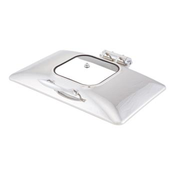 WALWI9L - Walco - WI9L - Idol 8 qt Glass Chafing Dish Cover Product Image